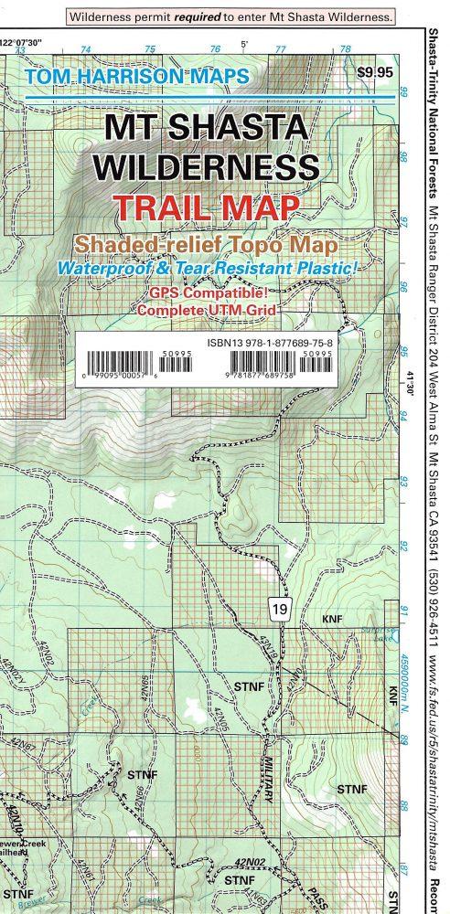 Sunbelt Publications Mt Shasta