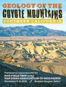 Geology of the Coyote Mountains, Southern California ***TEMPORARILY OUT OF STOCK***