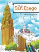 Coloring San Diego Landmarks