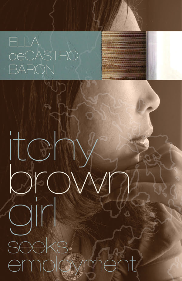 Itchy Brown Girl 300 dpi